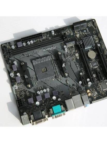 华擎A520M HDVP开箱分享