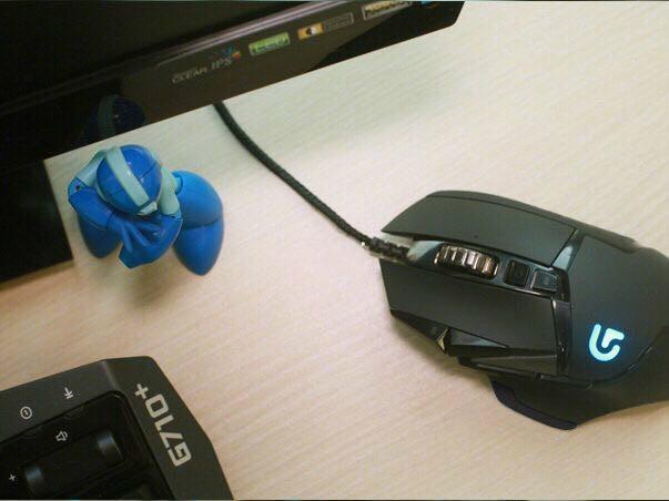电竞玩家的首选鼠标