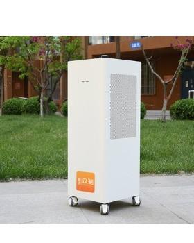 净化灭菌双箭齐发 皓庭空气消毒净化机体验