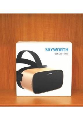 千元级私密巨幕影院,创维VR一体机S801观后感