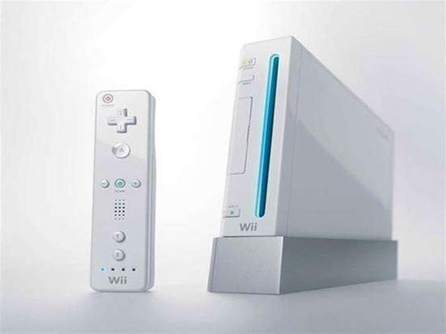 体感游戏的鼻祖,永远的任天堂Wii游戏机