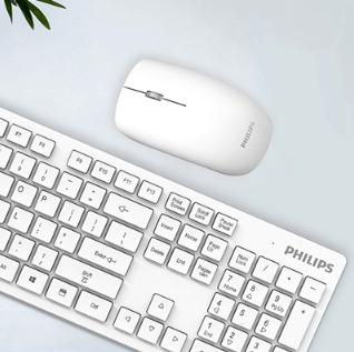 PHILIPS 飞利浦 无线键盘鼠标套装
