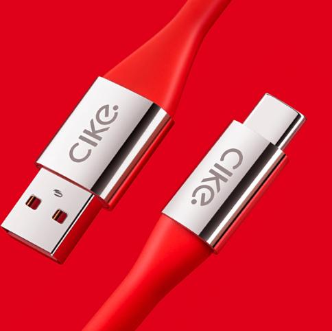 CIKE 小红线 TYPE-C数据线 1.5m