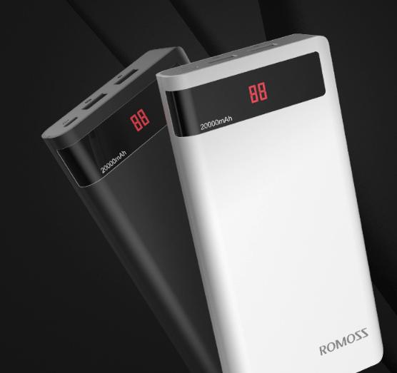 ROMOSS 20000mAh 移动电源
