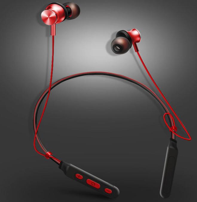 【爆降60 白菜价】运动无线蓝牙耳机 颈挂式