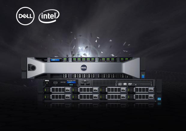 戴尔R730可轻松配置成一款可靠的通用型服务器