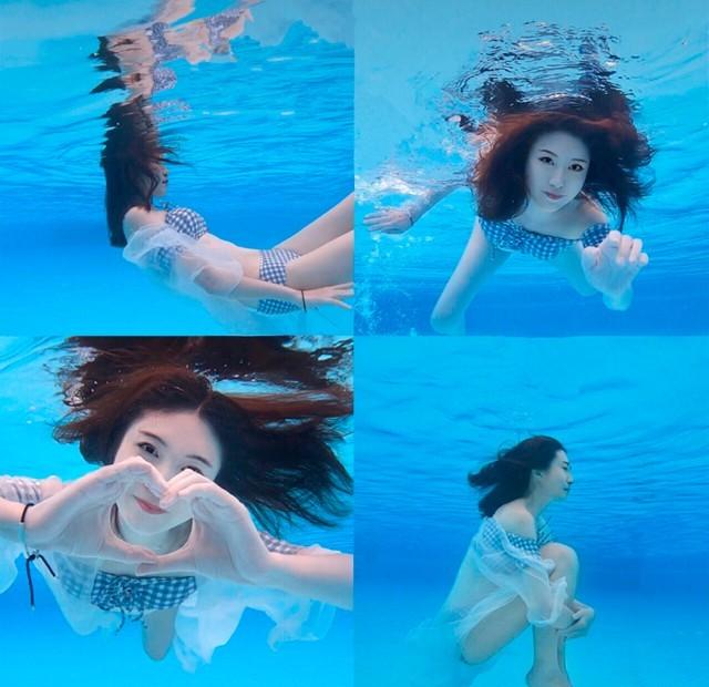 水下拍摄唯美大片 GoPro Hero 5 首选款
