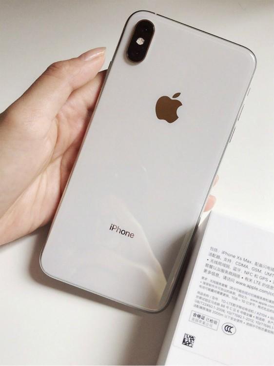 iPhone XS Max 真香警告