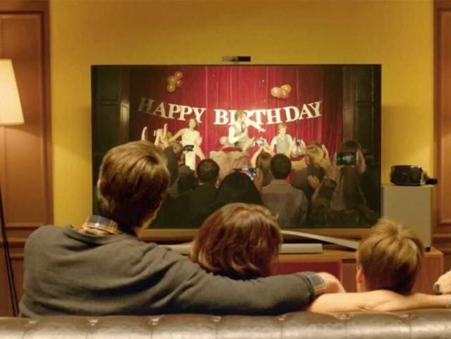 这台乐视超级电视特别出众