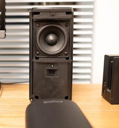 值得推荐的桌面级2.0多媒体音箱:创新T100音箱