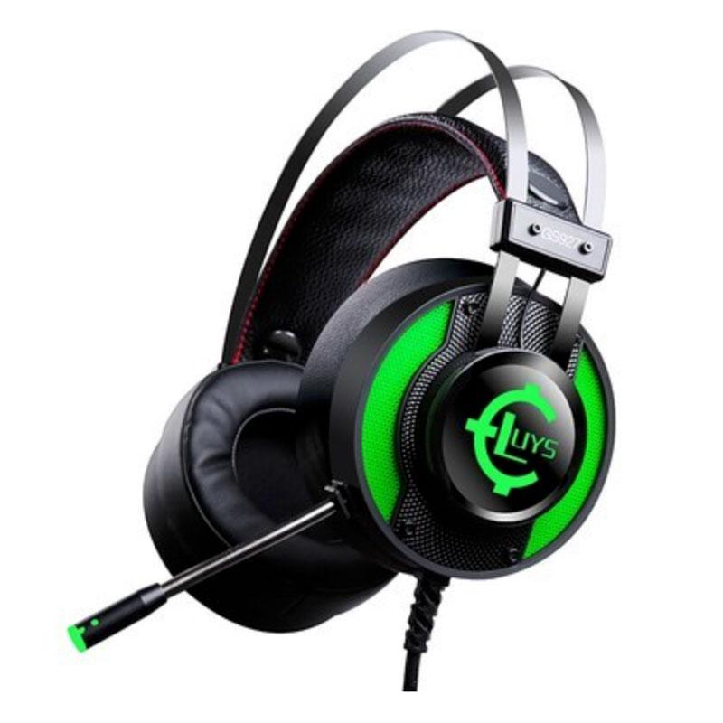 录音师(LUYS) 7.1声道头戴式电竞游戏耳机