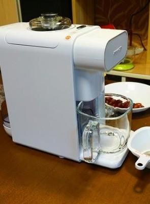年轻人的第一款豆浆机,真正不用洗,九阳破壁豆浆机