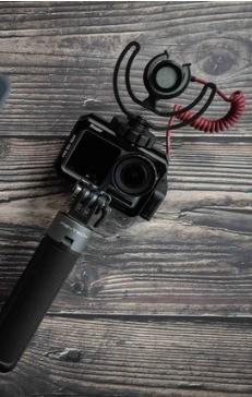 卡色大疆Osmo Action专用ND滤镜评测