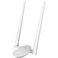 B-LINK必联 300M无线网卡 USB大功率无线网卡 台式机笔记本wifi接收器 白色