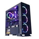 甲骨龙电脑主机 i7 8700升9700F RTX 2070 8GB独显 8G内存/16G内存 256GB M.2 DIY组装机 台式机 台式电脑整机