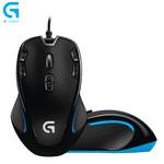 Logitech罗技G300/G300S 有线游戏鼠标 背光编程 竞技游戏鼠标