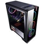 GJ电脑主机 i7 9700K/GTX1660 6G独显 240GB固态硬盘 DIY组装机 默认标配