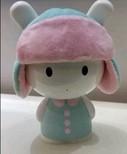 宝宝最喜欢拿米兔故事机小尾巴调音量,又好玩又能学。