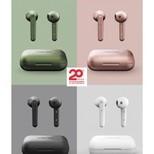 买了大概一个多月的耳机,绿色的,真的太喜欢啦!