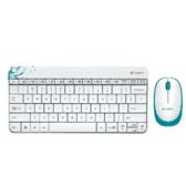 罗技 MK240 无线鼠标键盘套装USB电脑笔记本键鼠套装