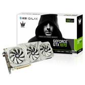 影驰 GeForce GTX 1070名人堂 8G VR 独立游戏显卡非1060显卡