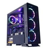 甲骨龙 酷睿八代I5 8400六核芯 GTX1050Ti 4G独显 8GB内存DIY组装电脑