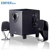 Edifier/漫步者 R102V音箱笔记本电脑台式低音炮多媒体r101v音响