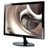 三星 S22D300NY 21.5英寸LED背光液晶显示器高清电脑屏幕 黑色