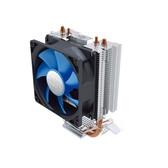 九州(DEEPCOOL)冰凌MINI CPU散热器(多平台 8CM风扇 2热管 静音)【优质新店】