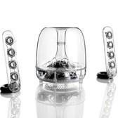 哈曼卡顿(Harman Kardon)SoundSticks III 水晶3代电脑音箱迷你低音炮