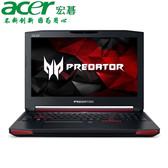 【官方授权 顺丰包邮】Acer G9-791-79XV 掠夺者17.3英寸游戏本 酷睿i7-6700HQ四核 16G内存 512+1T GTX980-4G D5独显新批次拓展版
