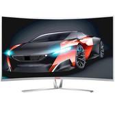 AOC AG320FC8/3W 32英寸曲面电竞高清显示屏电脑显示器27