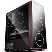 甲骨龙 七代I5-7500/GTX1050TI 4G/DIY台式电脑主机/游戏主机/台式组装电脑整机 I5-7500主机