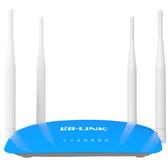 B-LINK必联 阿里智能无线路由器穿墙王 家用宽带智能路由器BL-WR4000