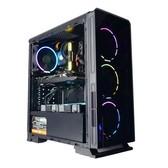 AMD 锐龙 R7 2700八核心 RTX2060 6G独显256G M.2固态 一体水冷散热