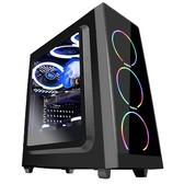 甲骨龙 I7-7700/GTX1050TI-4G /金泰克120 SSD高速硬盘/DIY组装电脑