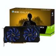 影驰(Galaxy)GeForce GTX1660 Ti 6G大将 GDDR6 台式机电竞游戏显卡