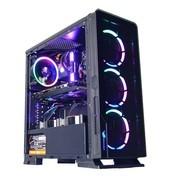 甲骨龙 i5 9600K GTX1650 4GB独显 技嘉主板 DIY组装电脑 台式组装机