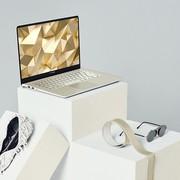 华硕 灵耀S 2代 S5300FN(i7 8565U/8GB/512GB/MX150 2G独显)15.6英寸轻薄窄边框影音娱乐本