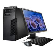 联想(Lenovo)扬天R4900d (i7-4790 4G 1T GT705-1G独显 DVDRW Win7)高性能稳定商务办公台式电脑【 顺丰包邮 国内联保】