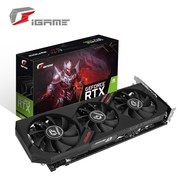 七彩虹(Colorful)iGame GeForce RTX 2060 Ultra GDDR6 6G游戏显卡台式显卡吃鸡显卡
