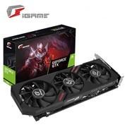 七彩虹 iGame GeForce GTX 1660 Ultra 6G GDDR5 电竞游戏显卡