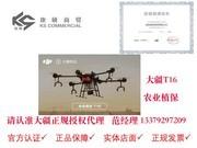 陕西大疆正规授权代理 大疆 T16植保无人飞机(西安现货)