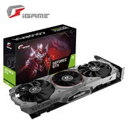 七彩虹 iGame GeForce GTX 1660 Advanced OC 6G