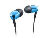 飞利浦(PHILIPS)SHE3900BL/00 入耳式耳机 大品牌 音质好 真空金属外壳时尚、经典 椭圆管插入设计隔绝噪音