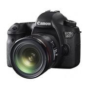 Canon佳能 6D套机 24-70mm/F4L全画幅单反