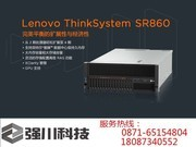 联想 ThinkSystem SR860(Xeon Gold 5118*2/16GB*4/300GB*4)