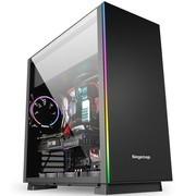 甲骨龙电脑主机九代i7 9700F RTX2060 6G独显组装电脑 组装机