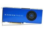 AMD Radeon Pro SSG 16GB+2TB 8K内容创作 360度视频拼接 专业图形显卡 全新原厂盒装