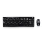 Logitech/罗技 MK260 无线键鼠套装多媒体办公套件键盘鼠标套装正